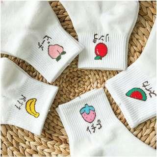 🚚 蘋果襪子