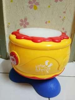 Little Steps Drum Toy