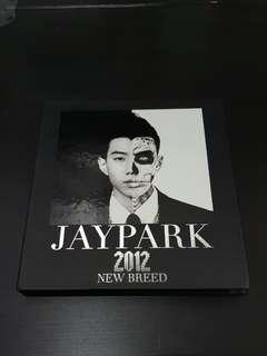 Jay Park's New Breed Album