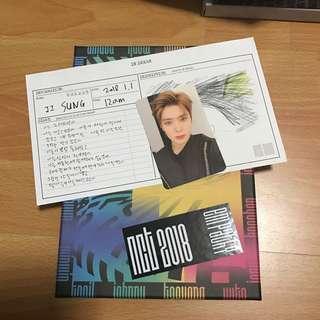 WTS NCT 2018 Empathy Album