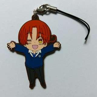 Hetalia The World Twinkle Rubber Strap Collection Italy
