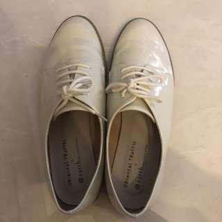 oriental traffic 大碼紳士鞋