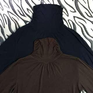 SIZE M Inner Turtleneck