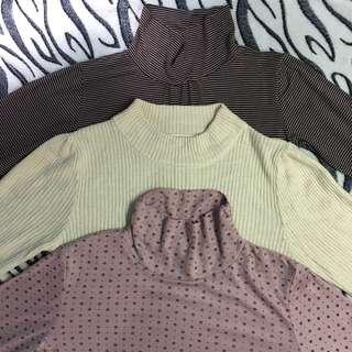 SIZE S Turtleneck