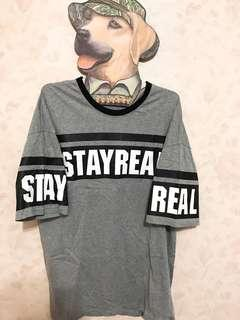 🚚 STAYREAL 長版上衣