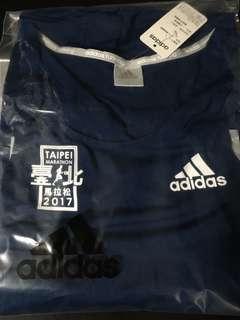 Brand New Taipei Marathon Adidas Running Singlet