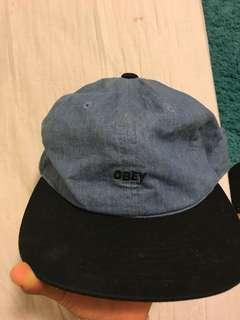 Brand new obey hat!