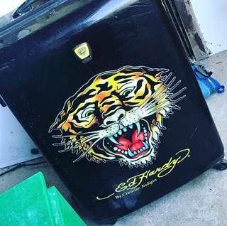 Ed Hardy Luggage