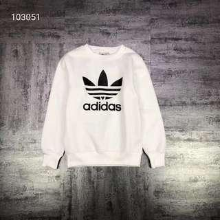 Adidas Sweater Details