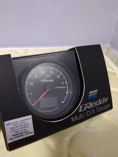 Greddy D/A RPM Gauge