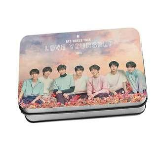 [ PO ] BTS LOVE YOURSELF CARDS SET