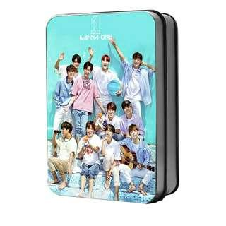[ PO ] WANNA ONE SUMMER PACKAGE CARDS SET