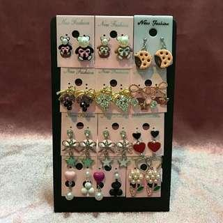 Premium Women's Earrings by Twinkle Tots SG