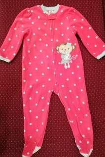 Little Me Sleepsuit 2yrs