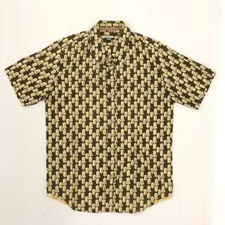 paul smith x eboy full print shirt