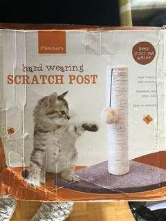 Cat stratching post