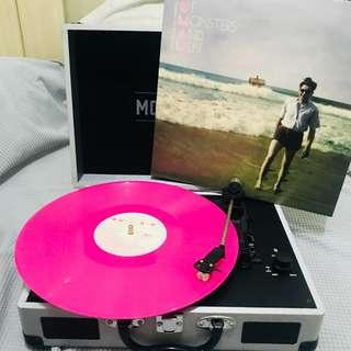 Vinyl Record: Of Monsters and Men