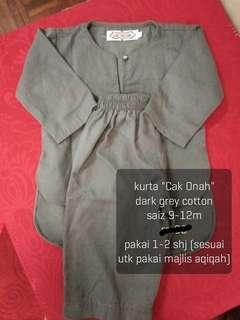 Pre❤ Baju Melayu 1yr (🆓 C.O.D.)