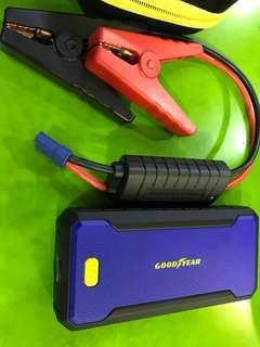 Battery jump start kit