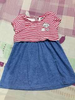 Casual dress 24 mos