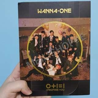 (FREE SF) WANNA ONE I Promise You