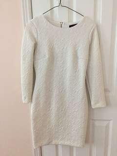 Dynamite White Small Dress