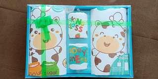Set handuk bayi Kiddy