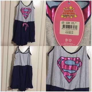 "Peter Alexander ""Super Powers"" sleep romper"
