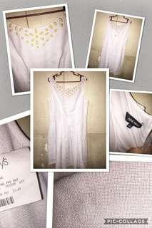 Nine West White Dress(From US)