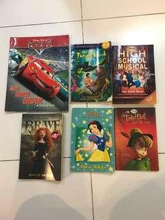 Disney series books