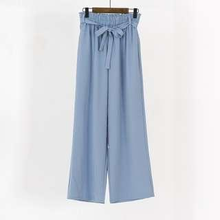 🚚 Light blue culottes