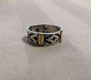 Argentinian Sterling Silver Ring