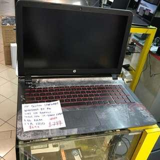 Gaming Star Wars edition hp laptop i5 6th gen intel hd graphic 6gb ram 1tb Hdd good display laptop @ offer now $699
