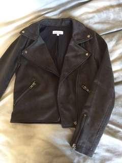 Wayne Cooper biker jacket
