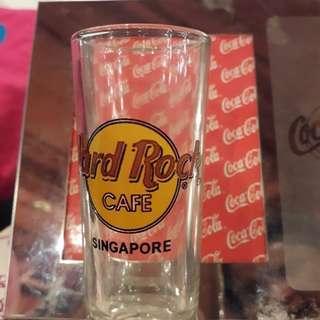 Hard Rock shot glass