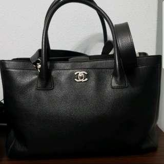 Chanel Cerf Executive Tote