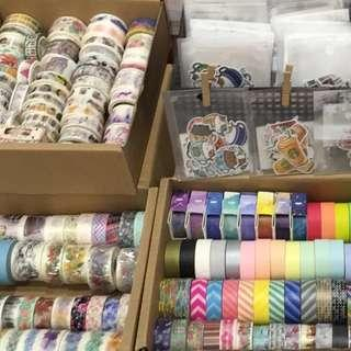 Washi tape supplier
