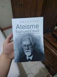[Preloved] Atheisme Sigmund Freud - Hans Kung