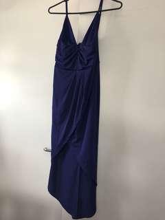 Mirrou wrap dress