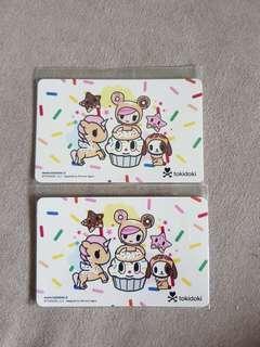 Free Mail Tokidoki Ezlink Card