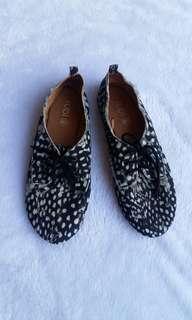 Tiger plat shoes