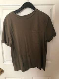 Oak and fort basic T SHIRT