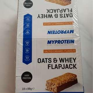 My Protein OATS & WHEY