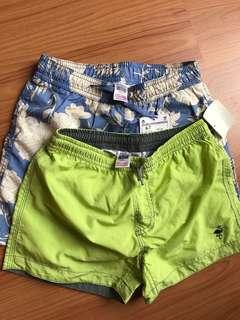 (Sale) BN Zara shorts (2pcs)