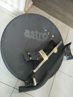 Piring Astro (Astro Dish)