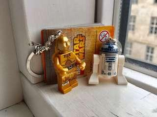 LEGO Star Wars 人仔 匙扣