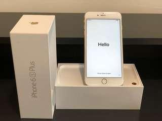 Apple Iphone 6s Plus 64GB Gold - Mint Condition