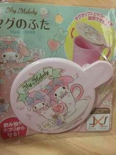 My Melody mug cover 杯蓋包郵費