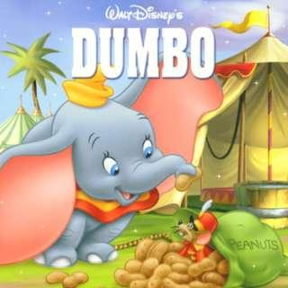 (Brand New) Dumbo  By: Dalmatian Press