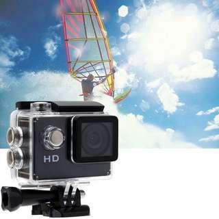 Kamera Aksi 1080P Tahan Air